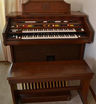 Yamaha E  Electone Organ