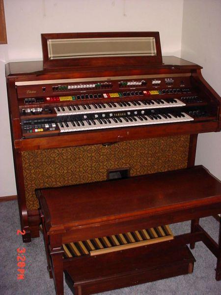 Yamaha electone e 70 for Yamaha electone organ models
