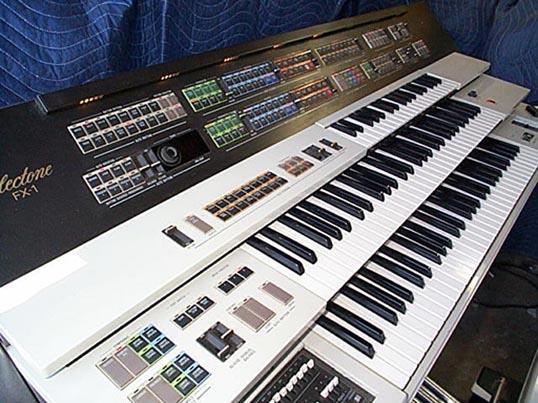 Matching Images >> Yamaha Electone FX-1