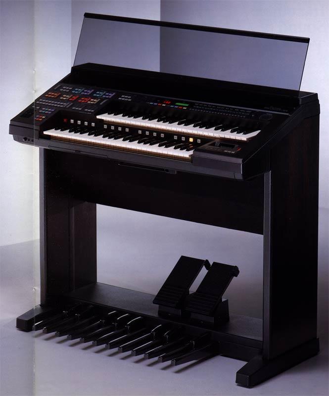 Yamaha Electrone Hs