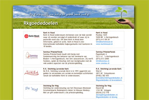 Website Rkgoededoelen