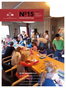 Coverfoto Kerkvenster 15 - September 2015