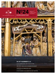 Coverfoto Kerkvenster 24 - November 2017